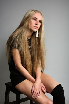Free Beautiful Model Stock Photography - 18278082