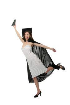 Free Graduated Student Stock Photo - 18278610
