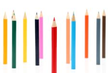 Free Color Pencil Royalty Free Stock Images - 18278709