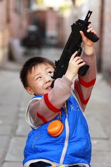 Free Asian Boy Stock Photography - 18279002