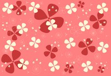 Free Floral Pattern Stock Photos - 18279433