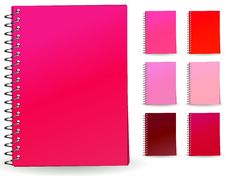 Free Pink Book Royalty Free Stock Photography - 18279567