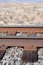 Free Railroad Tracks Royalty Free Stock Photo - 18280665