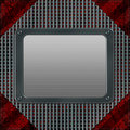Free Metal Pattern Background Stock Photos - 18288093