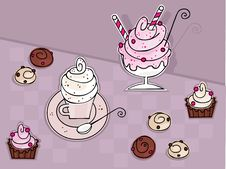 Free Dessert Stock Photos - 18281713