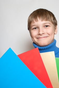 Free Portrait Of A Teenager Stock Photo - 18282050