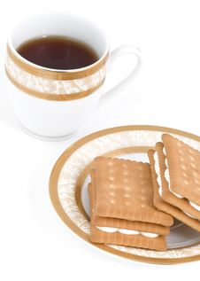 Free Biscuit Royalty Free Stock Photos - 18282358