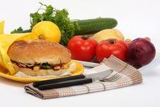 Free Fastfood Stock Photo - 18283110