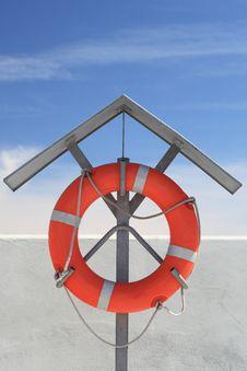 Free Life Buoy Stock Image - 18283591
