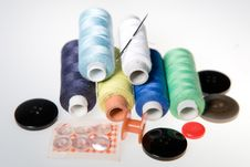 Free Thread Sewing Stock Photography - 18284332