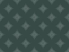 Free Grey Seamless Wallpaper Pattern Stock Images - 18285004
