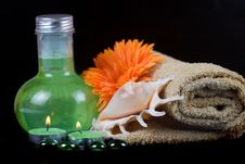 Free Spa Still Life Stock Images - 18285094