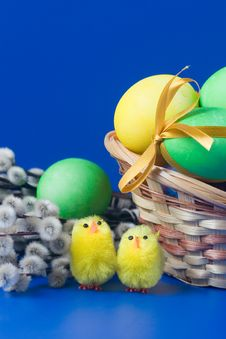 Free Easter Still Life Stock Photo - 18285140