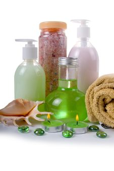 Free Spa Still Life Stock Photo - 18285440