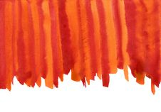 Free Abstract Watercolor Background Royalty Free Stock Photo - 18285445