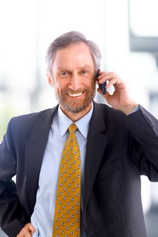 Free Closeup Portrait Of A Handsome Stock Photo - 18285470
