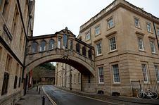 Free Bridge Of Sighs Royalty Free Stock Photo - 18285495