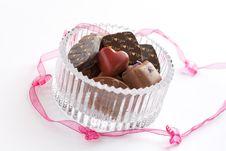 Free Belgian Chocolates Stock Photography - 18285572