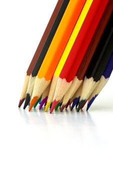 Free Pencils Stock Images - 18286224