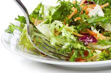 Free Fresh Salad Stock Image - 18286611