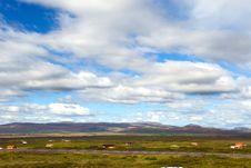 Free Icelandic Landscape Stock Photography - 18287322
