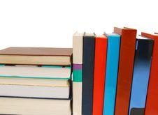 Textbooks Stock Photography