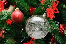 Free Christmas Ball Stock Photos - 18287803