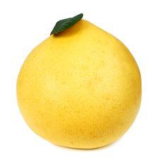 Free Pomelo Grapefruit Royalty Free Stock Photo - 18288015