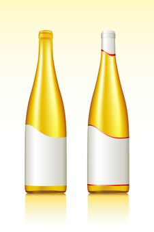 Free Wine Bottle Royalty Free Stock Image - 18288086
