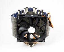 Free Processor Cooler Stock Photography - 18288202
