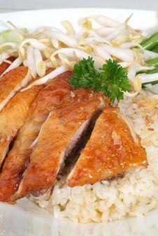 Free Chicken Rice Stock Photos - 18288313