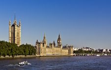 Free Houses Of Parliament Stock Image - 18288331