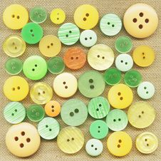 Free Multicolored Buttons Royalty Free Stock Images - 18288509