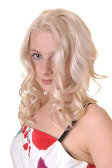 Free Lovely Girl. Stock Images - 18288534