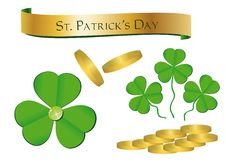 Free St. Patrick S Day Objects Stock Photo - 18288570