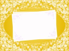 Free Yellow Blank Stock Images - 18288574