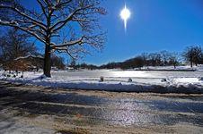Free Frozen Lake Stock Photos - 18289603