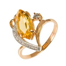 Free Golden Ring With Stones Royalty Free Stock Photo - 18289705
