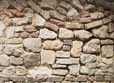 Free Brick Wall Royalty Free Stock Photo - 18289955