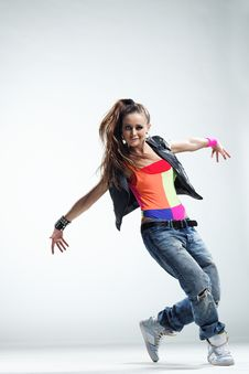 Free The Dancer Stock Images - 18291674