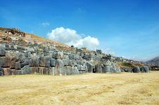 Sacsayhuaman Ruins