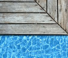 Free Pool Background Royalty Free Stock Image - 18292826