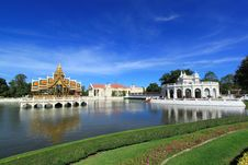 Free Bang Pa-In Palace, Thailand. Stock Image - 18293371