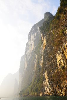 Free On The Li River Stock Image - 18294071