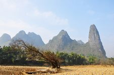 Free On The Li River Stock Image - 18294291