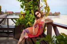 Free Chinese Beauty Royalty Free Stock Image - 18294396