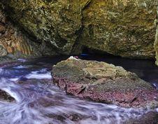Free The Blue Grotto Entrance Stock Photos - 18294863