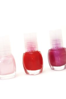 Free Nail Polish Stock Images - 18294884