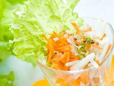 Free Vegetable Salad Stock Photos - 18295393