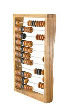 Free The Abacus Royalty Free Stock Image - 18296766